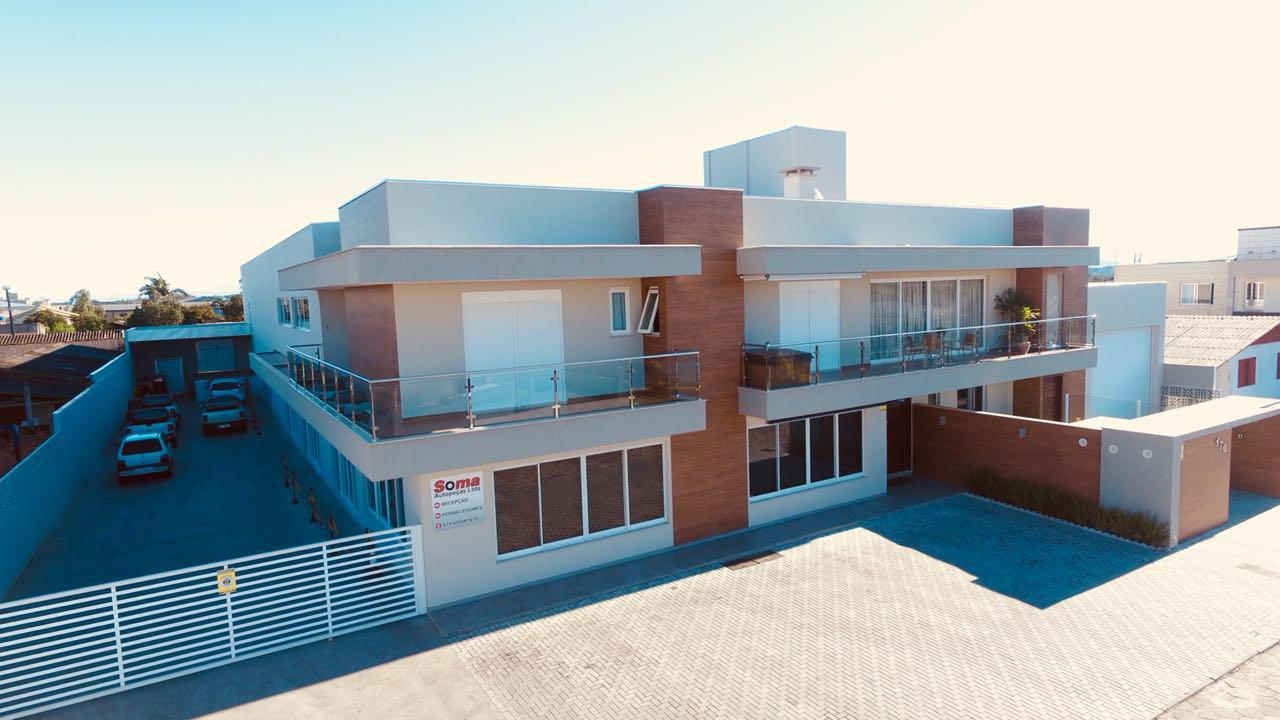 Soma Distribuidora inaugura sua nova sede